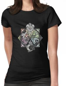 URealms Dragon Aspects T-Shirt Womens Fitted T-Shirt