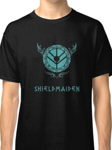 Lagertha Shieldmaiden Shirt Classic T-Shirt