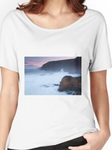 Maingon Bay at dusk Women's Relaxed Fit T-Shirt