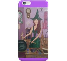 Gage d'amour iPhone Case/Skin