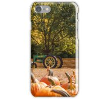 Pumpkins 17 iPhone Case/Skin