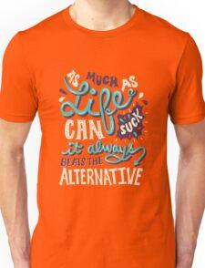 Paper Towns: It Beats The Alternative Unisex T-Shirt