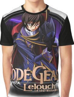 Code Geass Graphic T-Shirt