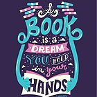 Book is a dream by Risa Rodil