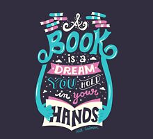 Book is a dream Unisex T-Shirt