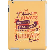 Library iPad Case/Skin