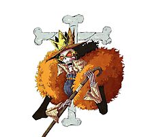 ONE PIECE ANIME COLLECTION Photographic Print