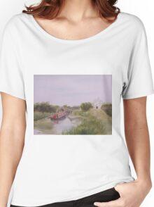Slapton Lock Women's Relaxed Fit T-Shirt