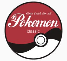 Pokeball Classic in White by morales138
