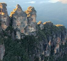 The Three Sisters by DevineNature