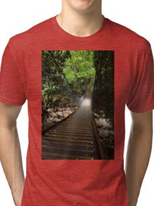 Rainforest Bridge Tri-blend T-Shirt