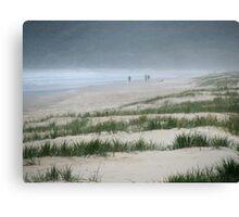 dune runners Canvas Print