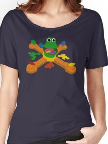 Mr. Mouth- 90s Nostalgia Women's Relaxed Fit T-Shirt