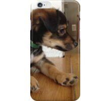 Samara on the step iPhone Case/Skin