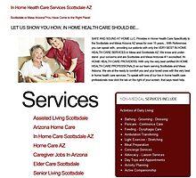 Senior Living In Scottsdale AZ by safeandsoundaz