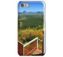 The climb! iPhone Case/Skin