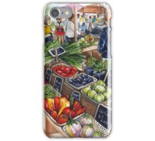 Fresh Veggies iPhone Case/Skin