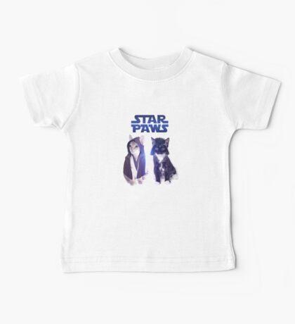 Star Wars Cats Baby Tee