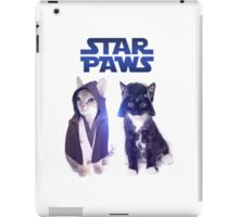 Star Wars Cats iPad Case/Skin