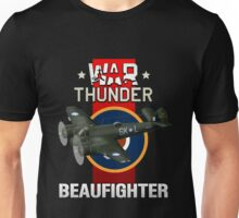 War Thunder Beaufighter Unisex T-Shirt