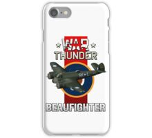 War Thunder Beaufighter iPhone Case/Skin