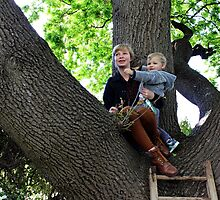 Two in a Tree by LouJay