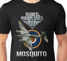 World of Warplanes Mosquito Unisex T-Shirt