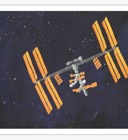 ISS Sticker