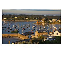 St Mary's, Isles of Scilly Photographic Print