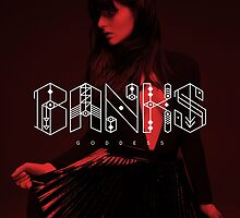 Banks - Goddess by GeraldGreen