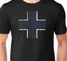 Luftwaffe Gothic Cross Unisex T-Shirt