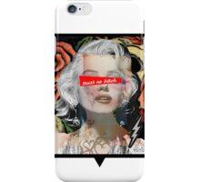 Trust No Bitch V.2 iPhone Case/Skin