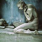 Noli Me, Cimitero Monumentale di Staglieno, Genoa, Italy by Peter Morse