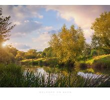 Welford on Avon by Andrew Roland