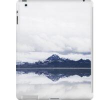 White Horizon iPad Case/Skin
