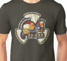 Radiocative Fallout Inspired T-Shirt Unisex T-Shirt