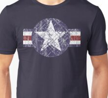 USAF US Airforce Roundel Unisex T-Shirt