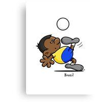 2014 World Cup - Brazil Canvas Print
