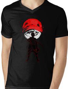 SASUKE UCHIHA Mens V-Neck T-Shirt