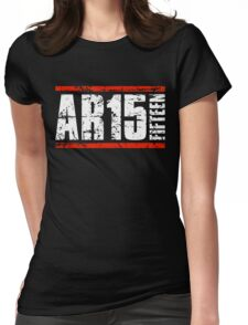 AR15 Womens Fitted T-Shirt