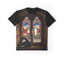 Stained Glass Two Graphic T-Shirt