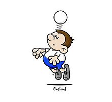 2014 World Cup - England Photographic Print