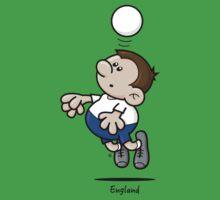 2014 World Cup - England One Piece - Short Sleeve