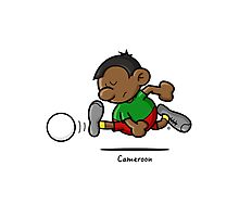 2014 World Cup - Cameroon Photographic Print