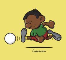 2014 World Cup - Cameroon Kids Tee