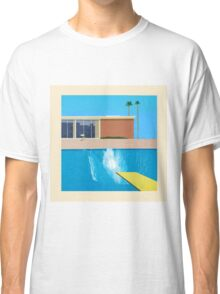 David Hockney A Bigger Splash Classic T-Shirt