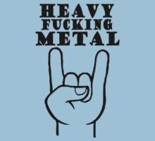 Heavy Metal Kids Clothes