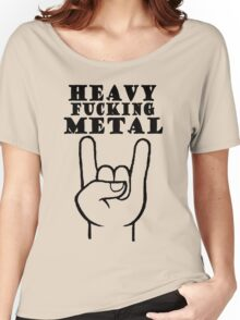 Heavy Metal Women's Relaxed Fit T-Shirt