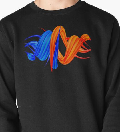 Claw Whirl Pullover