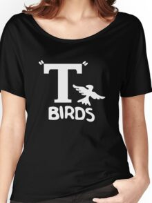 T Birds from Grease Women's Relaxed Fit T-Shirt